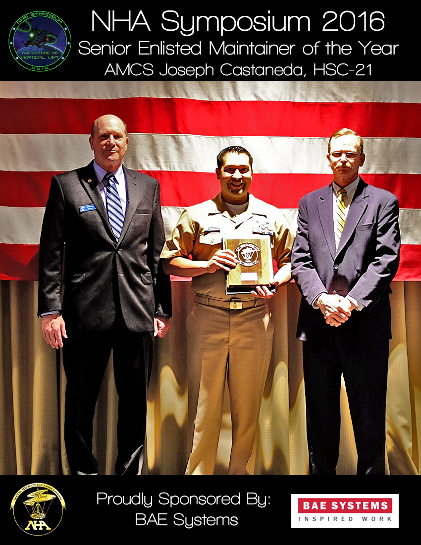Senior Enlisted Maintainer of the Year Award